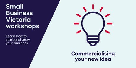Commercialising Your New Idea (E21709) tickets