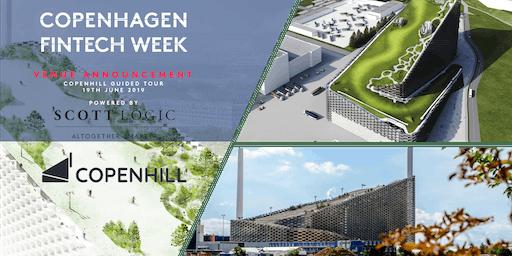 Copenhagen FinTech Week 2019 - Scott Logic CopenHill Tour