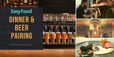 Easy Food Dinner & Beer Pairing tickets