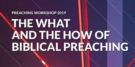 Penang Bible Conference 2019 tickets