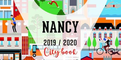 Cocktail CityBook Nancy 2019