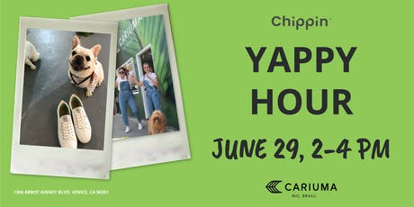 YAPPY HOUR WITH CARIUMA & CHIPPIN tickets