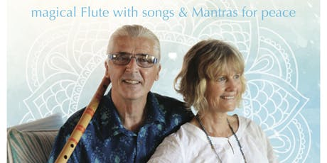 """Magical Flutes with Songs & Mantras for Peace"" tickets"