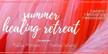 Summer Healing Day Retreat tickets