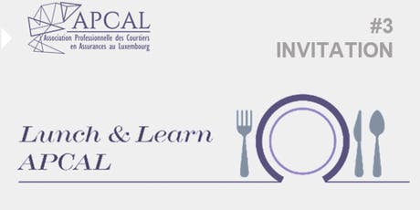 Lunch & Learn #3 - 01/07/2019 tickets