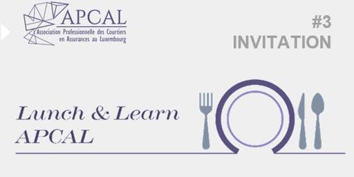 Lunch & Learn #3 - 01/07/2019