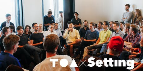 TOA x Setting Satellilte: PropTech & the Digitization of Real Estate tickets