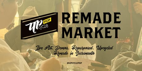 UpcyclePop - Remade Eco Market June 29 tickets