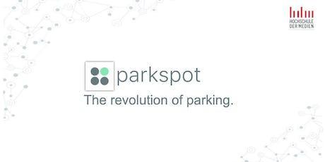 1st Parkspot Hackathon & Meetup Tickets