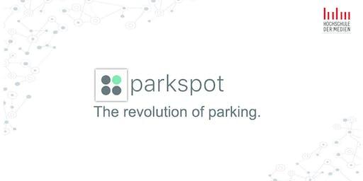 1st Parkspot Hackathon & Meetup