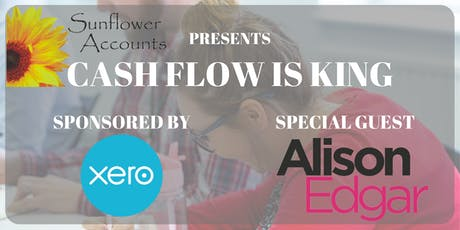 Cashflow is King tickets