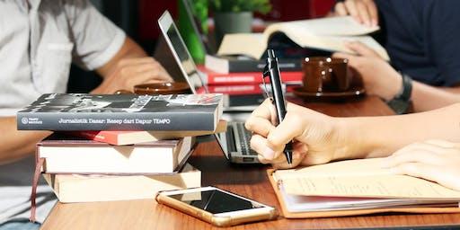 Kursus Jurnalistik Tempo untuk Praktisi Humas (berbayar)