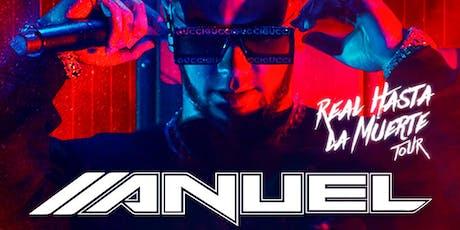 ANUEL AA en Ciclo Musical Marbella tickets