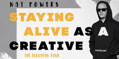 Nat Powers European Tour @ SAE Institute Zürich Tickets