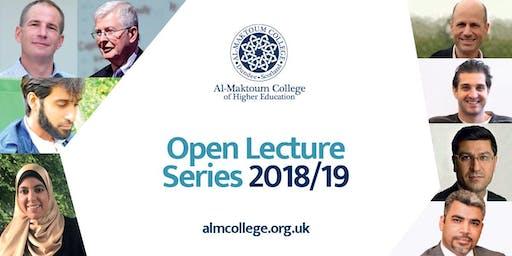 Open lecture- Qurʾānic Narratives as Applied Ethics