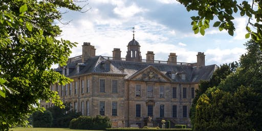 Timed entry to Belton House (July 3rd - 14th)