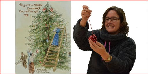 Making Christmas Decorations - Craft workshop