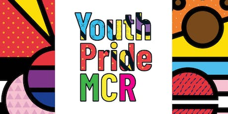 Youth Pride MCR tickets