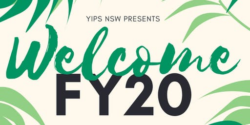 YIPs NSW Welcome FY20 Networking Event