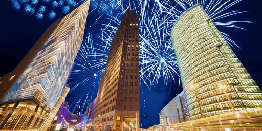 Silvester All inclusive in der Homebase am Potsdamer Platz