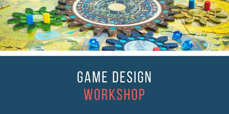 Game Design Workshop tickets