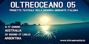 """""""OLTREOCEANO 5"""" - con Stefano Panzeri, da """"Terra..."""