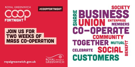 Co-operative Fortnight Reception Event tickets