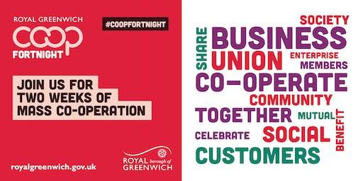 Co-operative Fortnight Reception Event