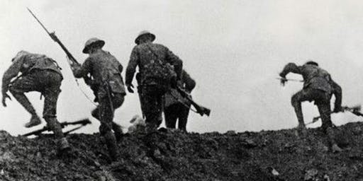 Lecture Talk: First World War remembered: How did the Great War end?