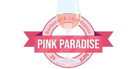VOTRE INVITATION GRATUITE A LA GRANDE SOIREE PINK PARADISE 21 JUIN billets