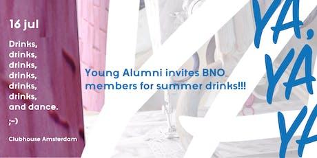 YA <3 BNO Summer drinks tickets