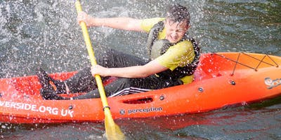 KAYAKING! free 11-19s session from Youth Engagement Slough