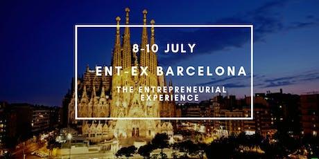 Ent-Ex Barcelona 2019 entradas