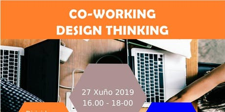 CO-WORKING DESIGN THINKING  entradas