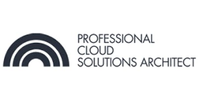 CCC-Professional Cloud Solutions Architect 3 Days Virtual Live Training in Perth