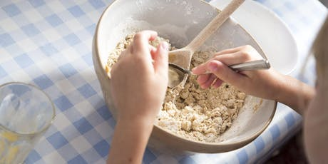 Kids Baking Club: Castle and Dragon Biscuits tickets