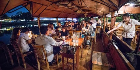 Loy Krathong River Dinner Cruise tickets
