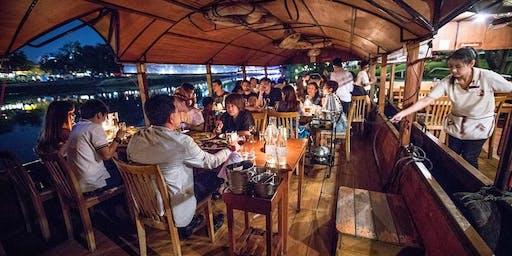 Loy Krathong River Cruise Experience 2019