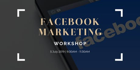 Facebook Marketing Workshop tickets