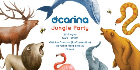 Ocarina Jungle Party biglietti
