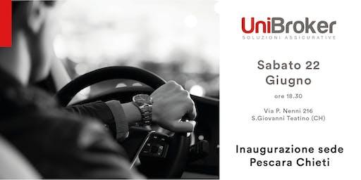 UniBroker - Inaugurazione sede Pescara Chieti