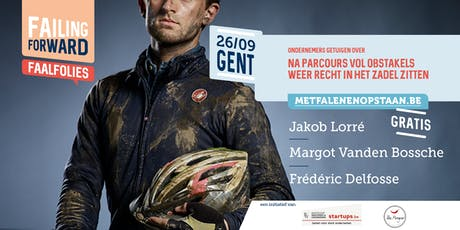 Failing Forward: Faalfolie Gent 26 september 2019 tickets