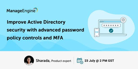Improve Active Directory security with advanced password policy controls tickets