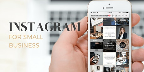 Instagram for Small Business tickets