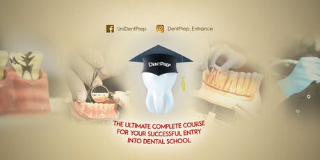 DentPrep: Dental Entrance Success - London 14th Ju tickets