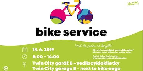 Bike Service tickets