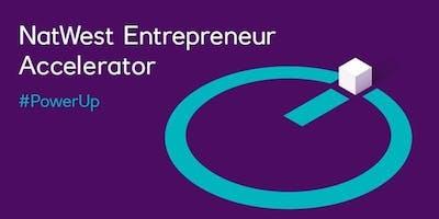 NatWest Entrepreneur Accelerator Taster Session #NatWestBoost #PowerUp