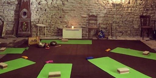 Cycling Yoga Retreat