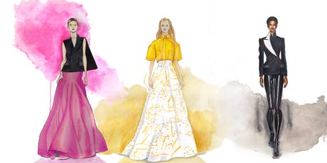 FASHION ILLUSTRATION WORKSHOP tickets