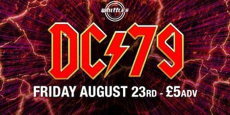 DC 79 - AC/DC Tribute Night tickets